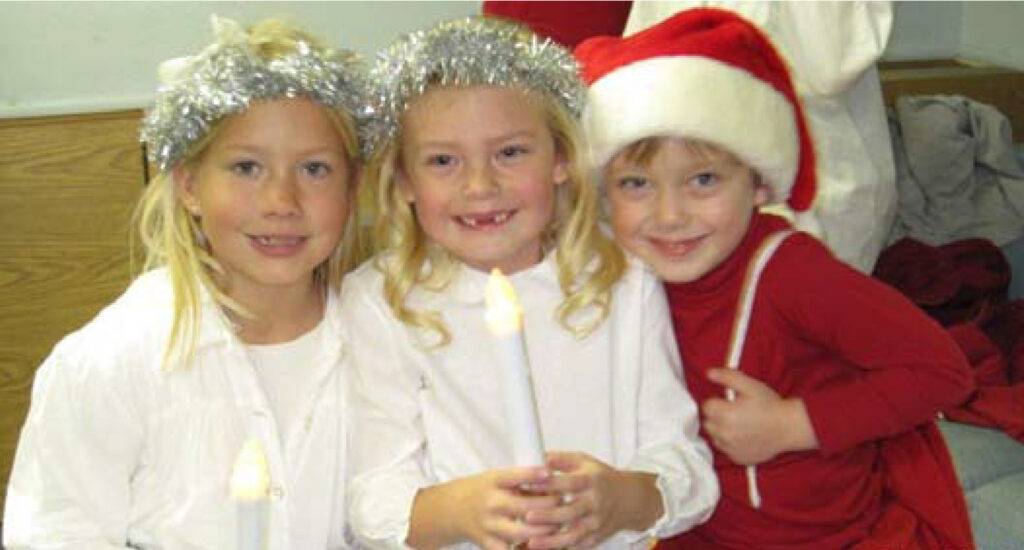 Lucia kids